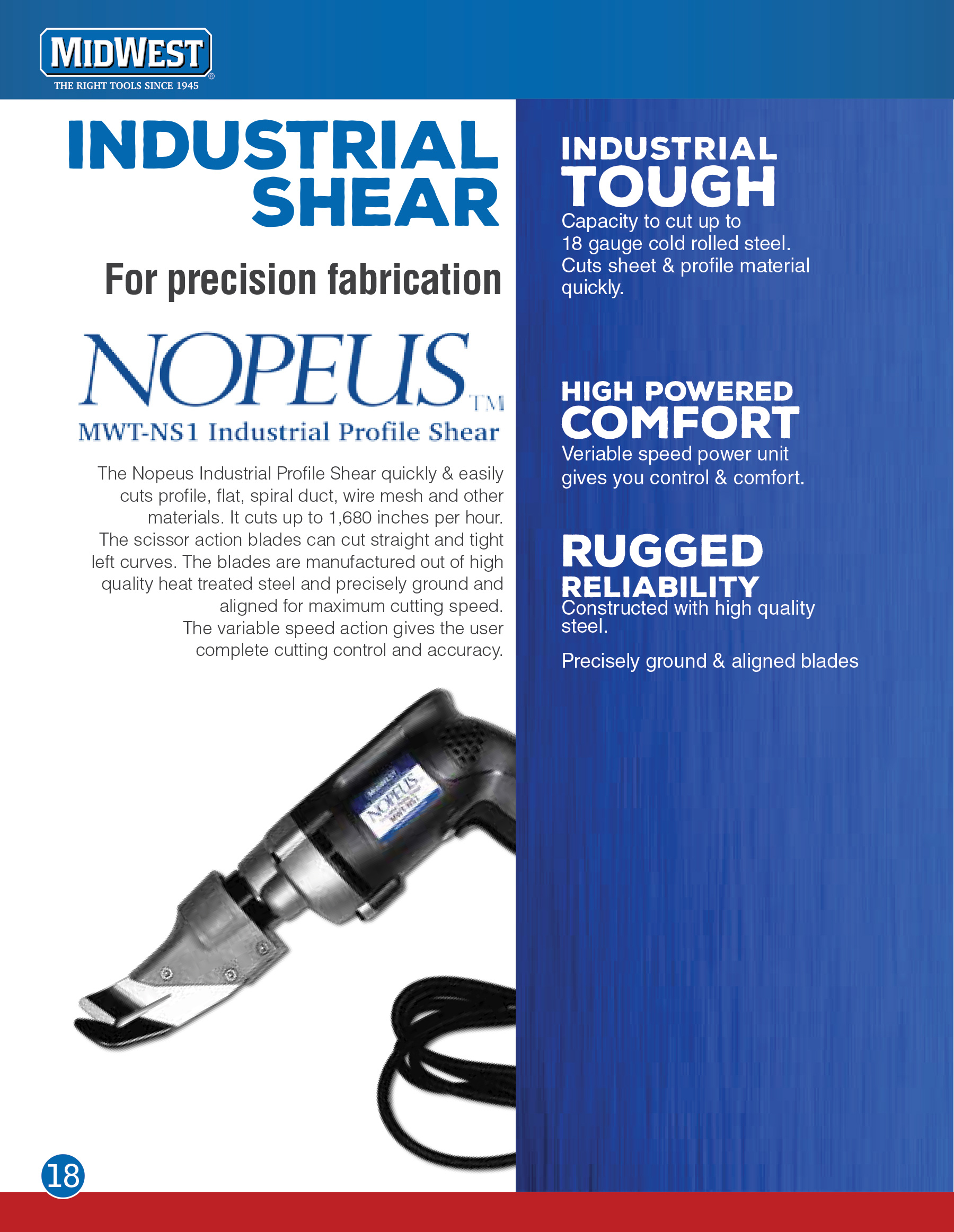 Midwest Catalog Midwest Snips 174