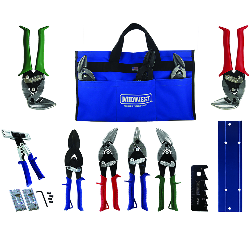"Featured image for ""Midwest Tool Pouch HVAC Kit 3 with 9 Tools"""