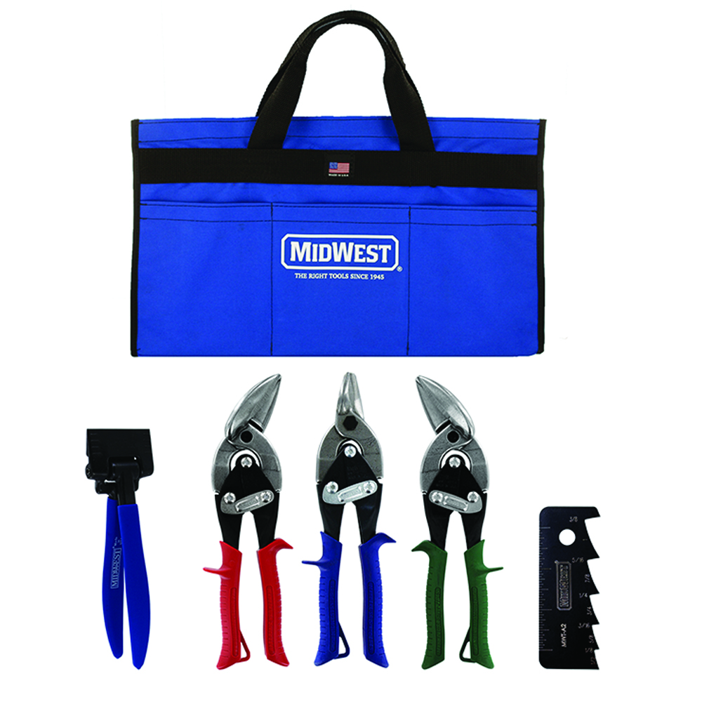 "Featured image for ""Midwest Tool Pouch HVAC Kit 1 with 5 Tools"""